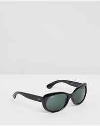 Ray-Ban - Injected Sunglasses - Women