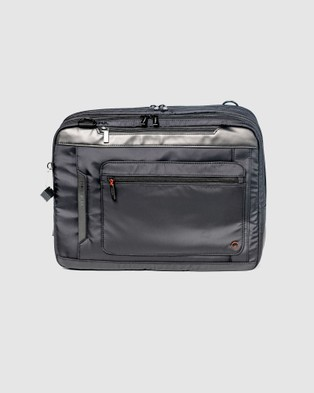 Hedgren Explicit 3 Way Briefcase Backpack 15