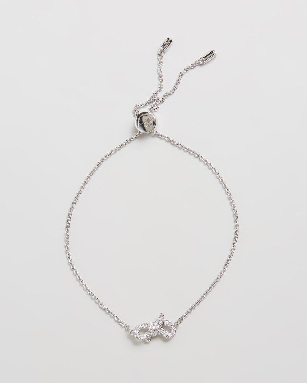 b911dbb4c Lifelong Bow Bracelet by Swarovski Online | THE ICONIC | Australia