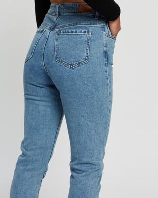 Silent Theory Sierra Mom Jeans - High-Waisted (DENIM)