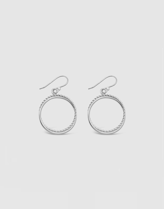 Women Combination Loop Earrings