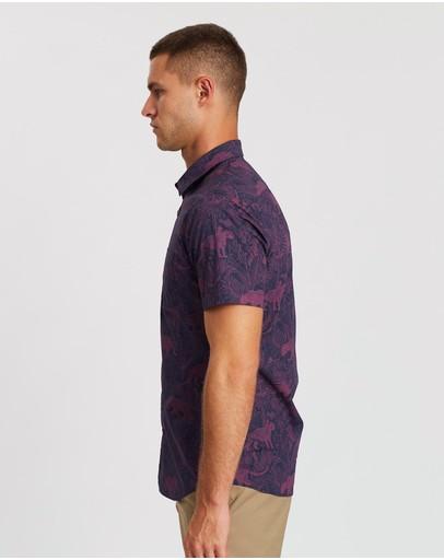 Marcs Glover Ss Shirt Multi