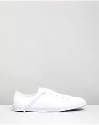 Converse - Chuck Taylor All Star Dainty Precious Metals Low-Top