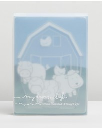 Delight Decor - My Dream Light Farm Yard - Kids