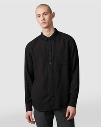 Nique - Sung Linen Long Sleeve Shirt