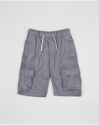 GapKids - Pull-On Cargo Shorts -Teen