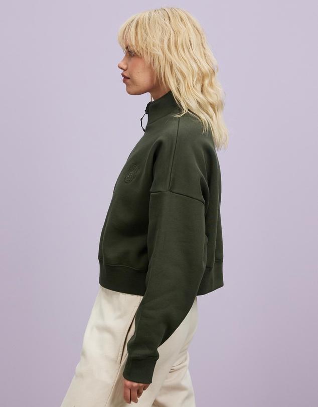 Women Newport 1/4 Zip Fleece