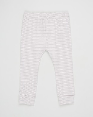 Pappe Skye Pyjama Set   Babies Kids - Two-piece sets (Elderberry Stripe)