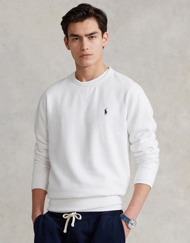 Polo Ralph Lauren - Embroidered Logo Sweater