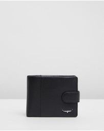 R.M.Williams - Tab Wallet with Coin Pocket