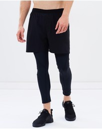 BLK - Men's Baselayer Tights