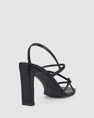 Verali Kingston - Heels (Black)