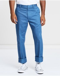 Band of Outsiders - Compact Twill Workwear Trousers
