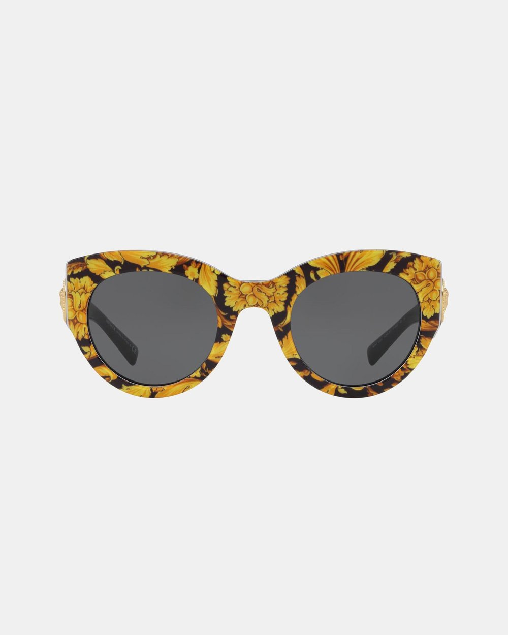 5ee3f3fe0a07 Barocco Print Tribute Sunglasses by Versace Online
