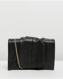 TOPSHOP - Ruby Ruched Clutch