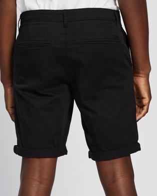 Jack & Jones Bowie Shorts - Chino Shorts (Black)