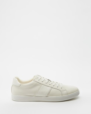 ALDO Cowien   Men's - Sneakers (White Leather)