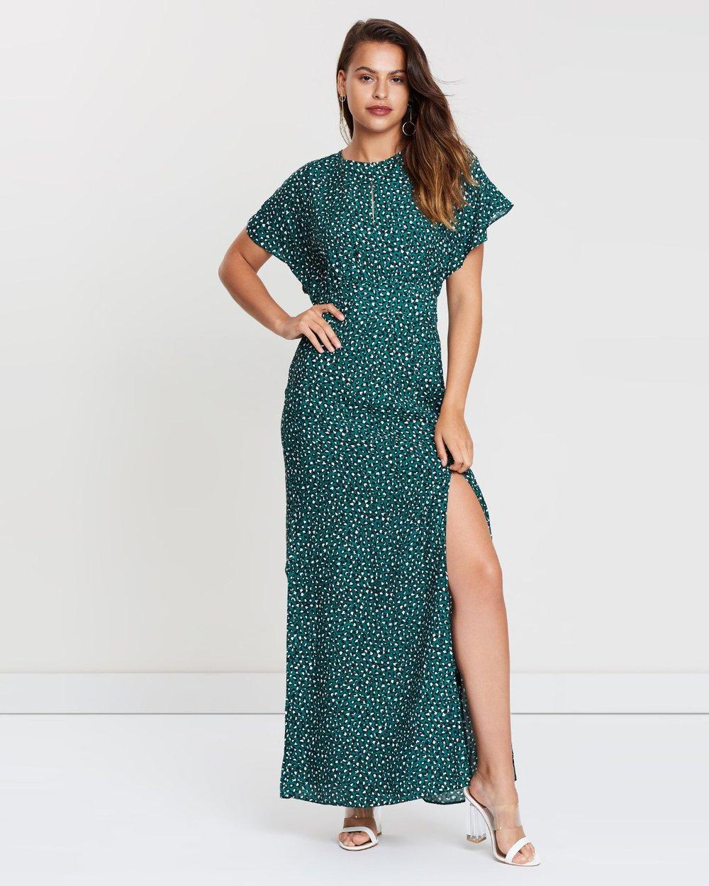 b079b805380a01 Animal Maxi Dress by Miss Selfridge Online