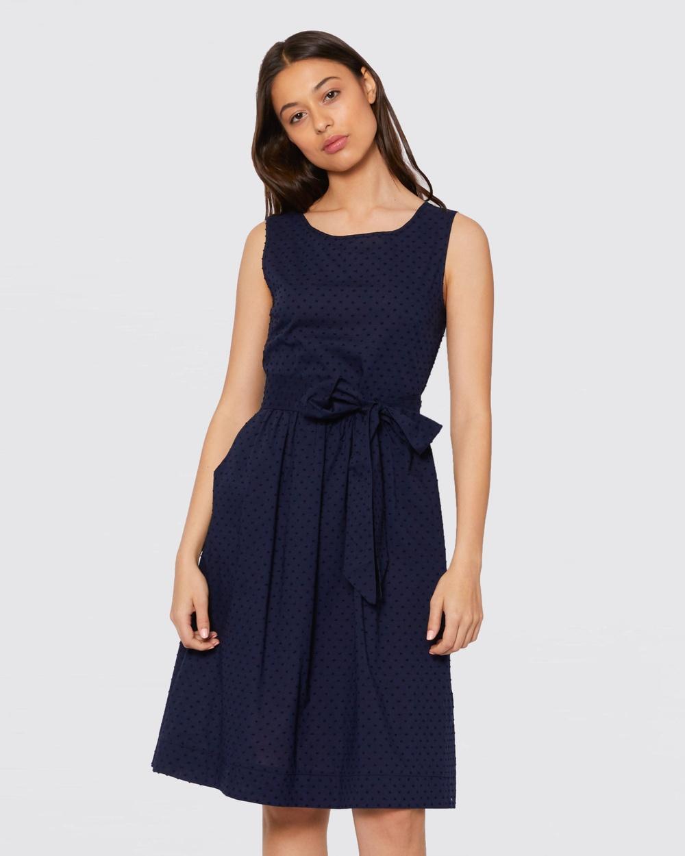 Princess Highway Blue Georgina Dress