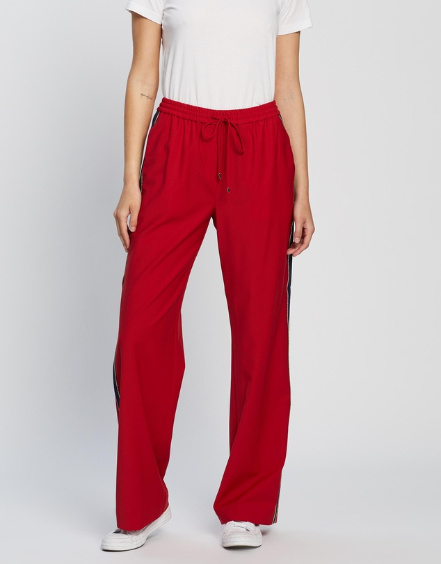 Tommy Hilfiger - Icon Bi-Stretch Wool Pants