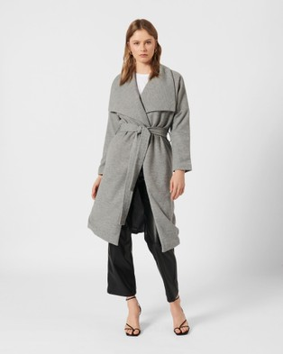 MVN Breakaway Coat - Coats & Jackets (Grey)
