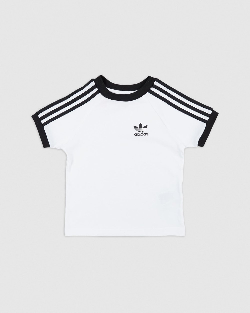 3aa8f9e1c 3-Stripes Tee - Kids by adidas Originals Online | THE ICONIC | Australia