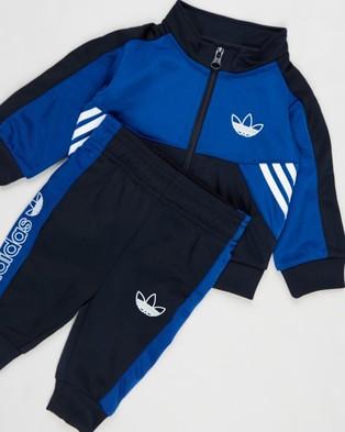 adidas Originals Tracksuit   Babies - Sweatpants (Team Royal Blue & Legend Ink)