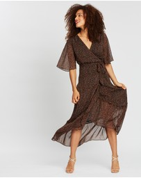 Forcast - Bella Wrap Dress