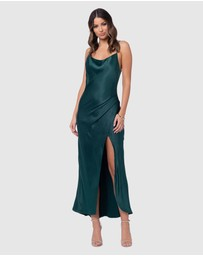 Pilgrim - Aurora Satin Dress