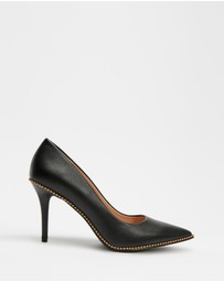 Coach - Waverley Leather Pumps