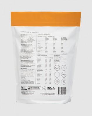 Inca Organics Certified Organic Whey Protein Powder   Raw Cacao   1kg - Proteins (Orange)