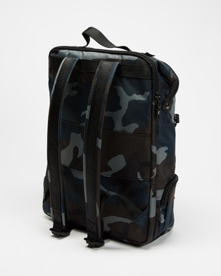 ANDI New York The ANDI Backpack - Outdoors (Natural Camo Blue)