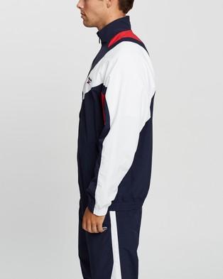 Reebok Twin Vector Track Jacket - Coats & Jackets (Vector Navy)