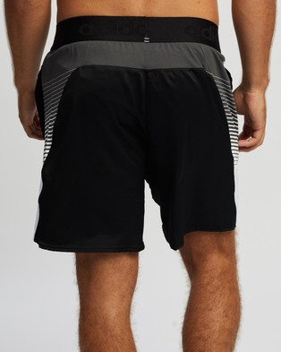 adidas Performance Designed 2 Move Activated Tech AEROREADY Shorts Black