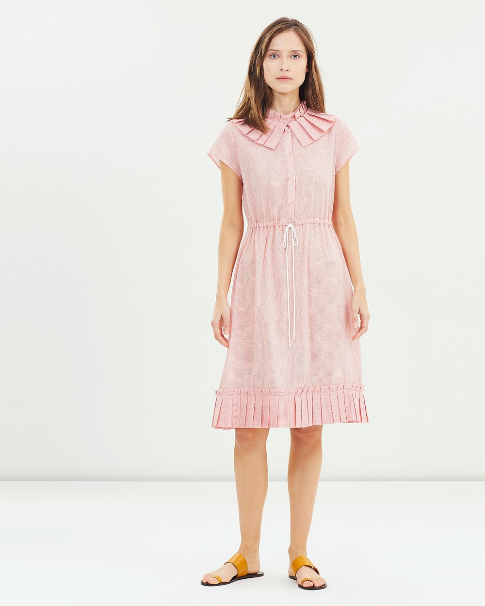 Morrison Arlette Dress Dresses Stripe Arlette Dress