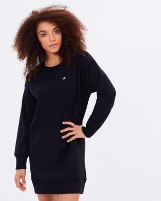 Champion Life – Reverse Weave Dress Black