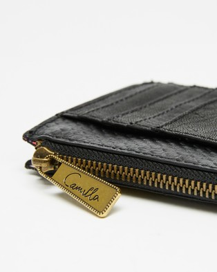Camilla Coin & Card Holder - Wallets (A Girl Like You)