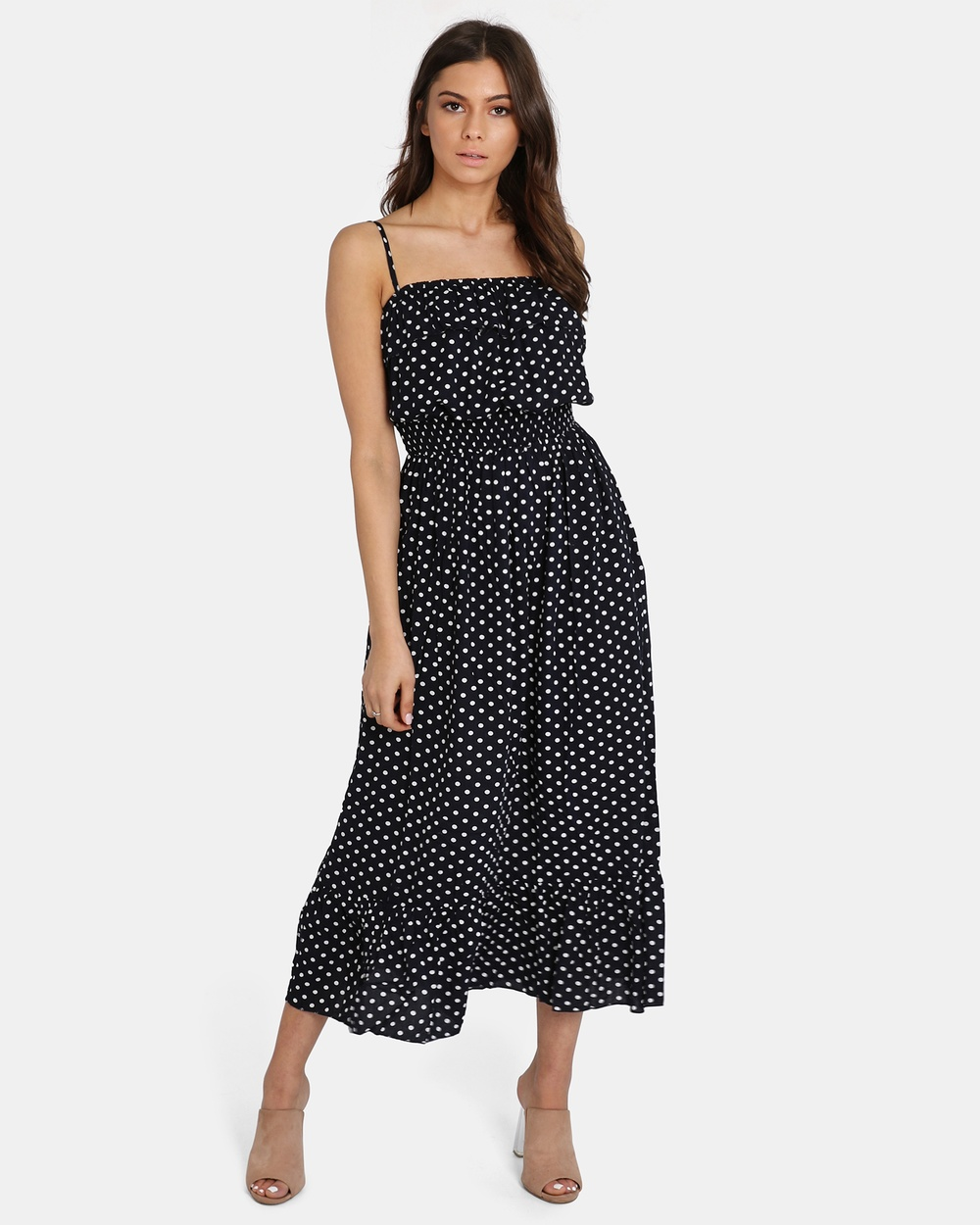 Madison Square Kalli Dress Dresses Navy Kalli Dress