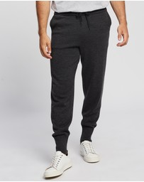 Mcintyre - Riley Knitted Merino Trackpants