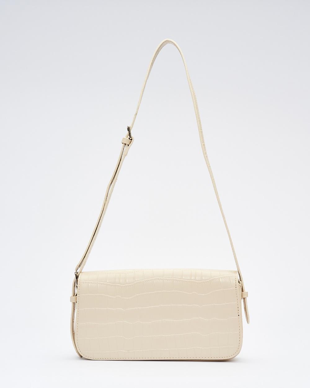 Calli Emra Bag Handbags Beige Handbags Australia