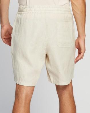 Assembly Label Transition Shorts - Shorts (Ivory)