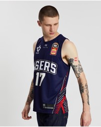 First Ever - NBL - Adelaide 36ers 19/20 Authentic Home Jersey - Harry Froling