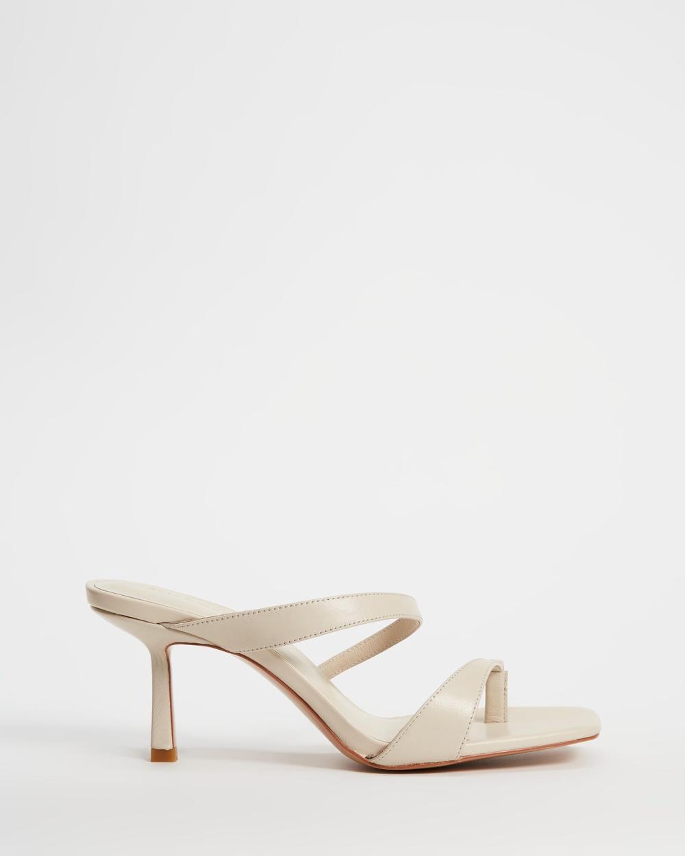 Alias Mae Lizzy Sandals Bone Leather