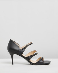 Atmos&Here - Carla Leather Heels
