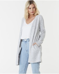 Everly Collective - Brooklyn Short Cardigan