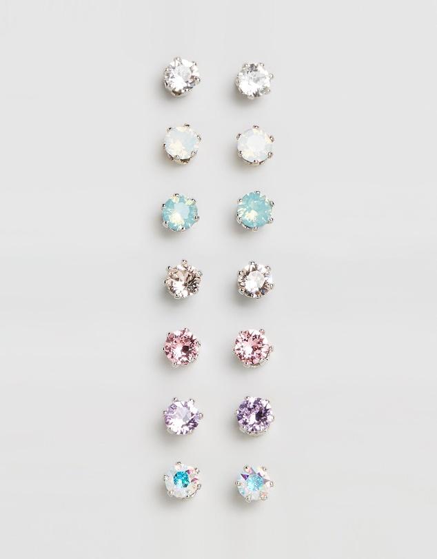 Women Noble Everyday Earrings Pack