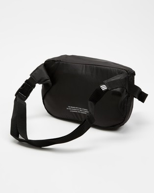 adidas Originals Premium Essentials Waist Bag - Bum Bags (Black & White)