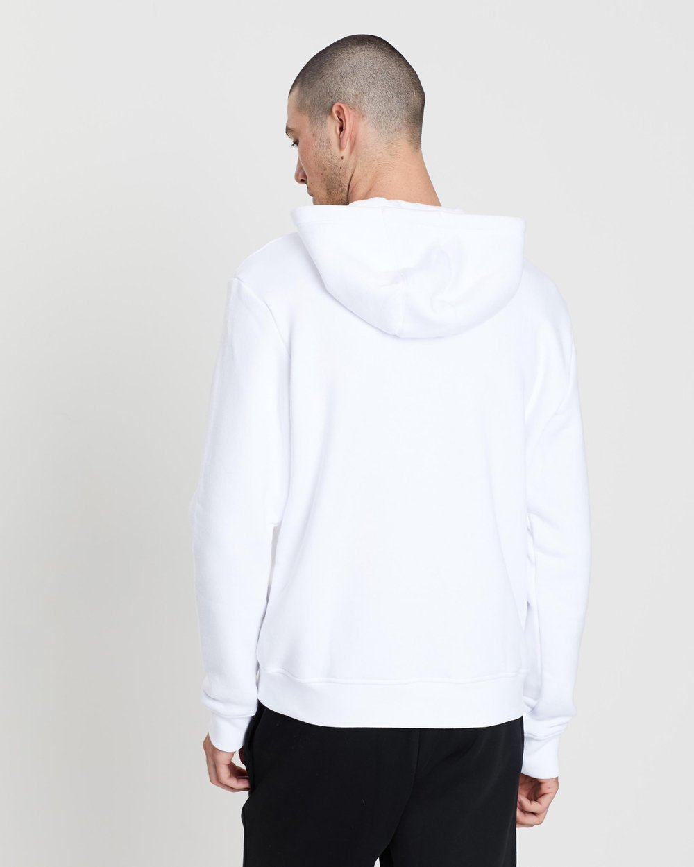 cd4ad880160 Hooded Logo Pull-Over by Lacoste Online