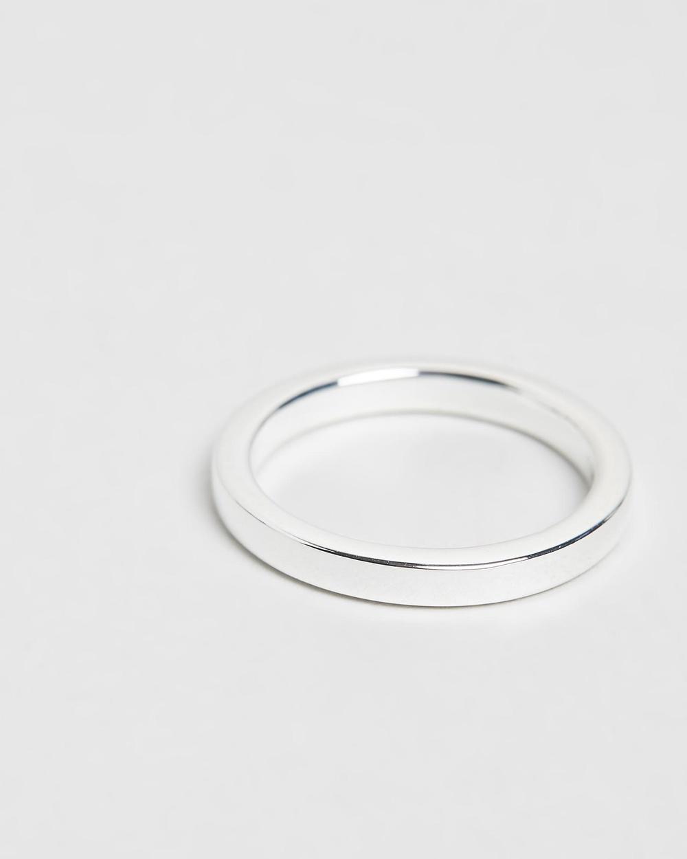 SAINT VALENTINE Essie Ring Jewellery Silver