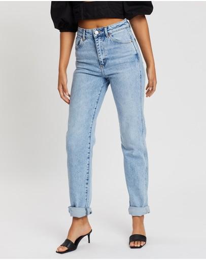 Neuw Marilyn Straight Jeans Preloved Blue
